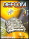 Defcom ZX Spectrum UK cover