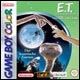 ET and the Cosmic Garden - Gameboy Color