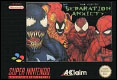Spider-Man & Venom: Separation Anxiety - SNES