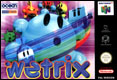 Wetrix Nintendo 64 EU cover