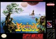 Equinox SNES US cover