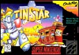 Tinstar SNES US cover