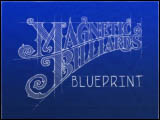 Magnetic Billiards: Blueprint screen shot 1