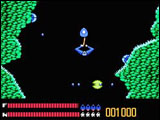 Solar Jetman: Hunt for the Golden Warpship screen shot 1