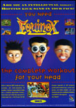 Equinox UK print advert - SNES