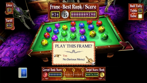 Magnetic Billiards Screenshot