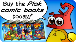 Plok Vol 2 now available on Kindle, iBooks and in print