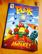 Plok Volume 1: Awake Print version